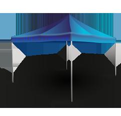 Раздвижной шатер 3х3
