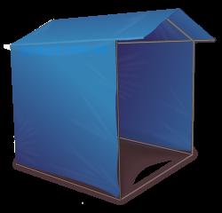 Торговая палатка 2х2