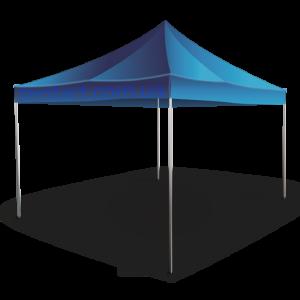 Раздвижной шатер 2,5×2,5