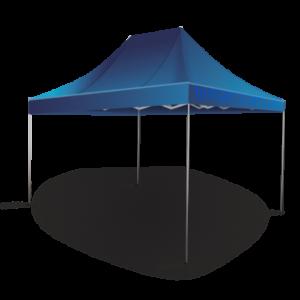 Раздвижной шатер 2х3